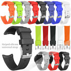 Universal Sports Silicone Wrist Watch Band Strap For Samsung Gear2 Neo R381/R381 image