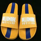 Billionaire Boys Club BB Slides Bees Wax GOLDEN Yellow 891-6804