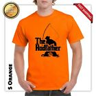 fishing Funny The Rodfather T-Shirt , Funny Gift for fish- Men's Funny T-SHIRTS image