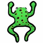 VIP Tuffy Desert Creatures Phrog Frog Leaping Dog Toy - green or yellow