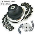 65Mn Trimmer Head Coil Chain Brush Cutter Trimmer Garden Grass For Lawn Mower