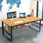 Wood Computer Desk PC Laptop Table Study Workstation Home Office Furniture 5type
