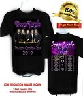 Deep Purple 2019 The Long Goodbye Concert Tour t shirt image
