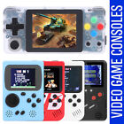 Mini Retro Handheld Game Console System 400/3000 Games In 1 Built In Boy Color
