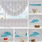 A Set Of Fantastic Quality Cafe Net Curtains Kitchen Short Curtains Home Wzm