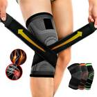 Knee Support Sleeve Compression Patella Brace Sports Gym Joint Arthritis Wraps A $7.69 USD on eBay