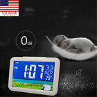 Home Digital LCD Big Large Screen LED Display Electronic Alarm Clock Temperature