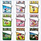 3D Disney Mickey Mouse Minnie Kid Bedding Set Duvet Cover Quilt Cover Pillowcase image