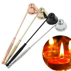 1pc Bell Shape Candle Snuffer Stainless Steel Safely Extinguish Accessories Home