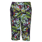 BNWT, Ladies Golf Shorts in Tropical Print, FREE SHIPPING!