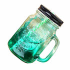 B2D3 with Cover Cock Cup Beverage Bottle Cocktail Bar Creative Glass Bottle