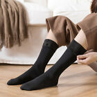 Warm Winter Thick Women Thermal Cashmere Stockings Below Knee Long Stockings