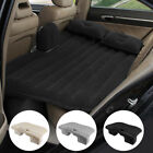 Car Air Bed Inflatable Mattress Travel Sleeping Camping Cushion Back Seat Pads