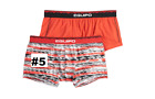 EQUIPO 2-PACK BRAZILIAN TRUNKS SIZE MED 32-34 PICK COLOR BY #'S 1-7 NEW/TAGS