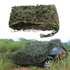 Hide Net Portable Camouflage Car Army Camping Military Shade Cover Shelter