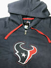 Majestic Houston Texans / Woman's / NFL Hooded Full Zip Fleece Jacket / NWT $21.9 USD on eBay