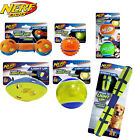 *NEW* NERF DOG LIGHT UP LED FLASHING DOG TOYS BALL STICK DUMBBELL TOY RANGE