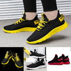 Mens Sneakers Trainers Breathable Lightweight Sport Running Shoes Size5.5-9 New