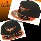 🔥BALTIMORE ORIOLES NEW ERA FITTED HAT🔥 on Ebay