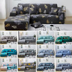 L-Shaped Elastic Sofa Seater Cover Protector Washable Couch Cover Slipcover 03