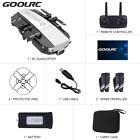 GoolRC H3 Drone X Pro WIFI FPV 4K HD Camera Foldable Selfie RC Quadcopter L8S9