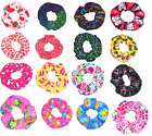 Hair Scrunchie Licensed Print Fabric Scrunchies by Sherry $87.01 AUD on eBay