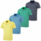 Bobby Jones Mens XH20 Edwards Stripe Golf Polo Shirt 60% OFF RRP