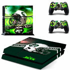 Choose Console - New York Jets - Vinyl Skin + 2 Controller Skins [0103] $15.85 USD on eBay