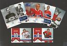 2008-09  UPPER DECK MONTREAL CANADIENS CENTENNIAL SP'S FINISH YOUR SET U-PICK $2.5 CAD on eBay