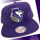 SACRAMENTO KINGS snap back by Mitchell & Ness on eBay