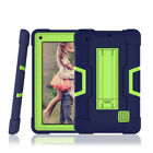 For RCA Voyager 7 Inch Tablet Case Hybrid Heavy Duty Rugged Shockproof Cover