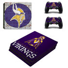 Choose Console - Minnesota Vikings - Vinyl Skin + 2 Controller Skins [0148] $16.85 USD on eBay