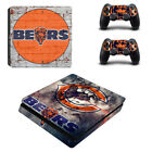 Choose Console - Chicago Bears - Vinyl Skin + 2 Controller Skins [0154] $15.85 USD on eBay