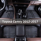For Toyota Camry 2012-2020 Floor Mat floor Liner All-Weather Waterproof Car...