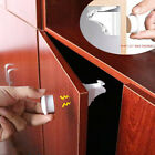 Magnetic Invisible Locks with Key for Cabinet Drawer Door Child Baby Protection