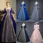 Southern Belle Ball Gown Womens Honorable Victorian Dress Halloween Costume Lady