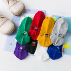 1 Pair Women Cute Face Cotton Colorful Novelty Ankle Socks Fashion Short Socks