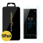{1-10Pack} SOINEED® Sony Xperia XZ3 Tempered Glass Screen Protector Film