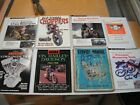 Harley Dvidson Book and Manual lot