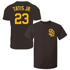 Fernando Tatis Jr T-Shirt San Diego Padres MLB Regular/Soft Jersey #23 (S-3XL) on Ebay