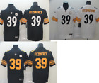 Mens Pittsburgh Steelers  39 Minkah Fitzpatrick 100th Jersey
