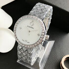 New Fashion Watch Analog Crystal Stainless Steel Pandorase Watch