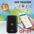 GF-21 Mini Voice Activated Recorder GPS Tracker Audio Recording Device WIFI/GSM