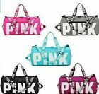 Victorias Secret PINK Love Duffle Bag VS Gym Travel Overnight Weekend Bag 20