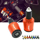 "Motorcycle 7/8"" Handle Bar Hand Grips End Cap For KTM 125 200 390 690 790 DUKE $7.99 USD on eBay"