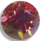 Natural Garnet Red Round Faceted Loose Gemstones Fine Cut AAA 2mm-10mm