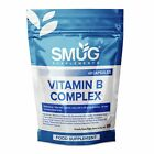 Vitamin B Complex Tablets - Multi B-Vitamins B2, B4, B6, B12, B5, B3 and Biotin £0.99 GBP on eBay