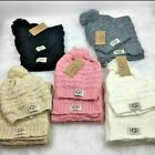 UGG Australia Winter Hat and Scarf Set NWT **BUYER COLOR CHOICE**