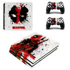 Choose Console - Deadpool - Vinyl Skin + 2 Controller Skins [0032]