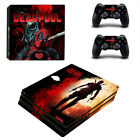 Choose Console - Deadpool - Vinyl Skin + 2 Controller Skins [0033]